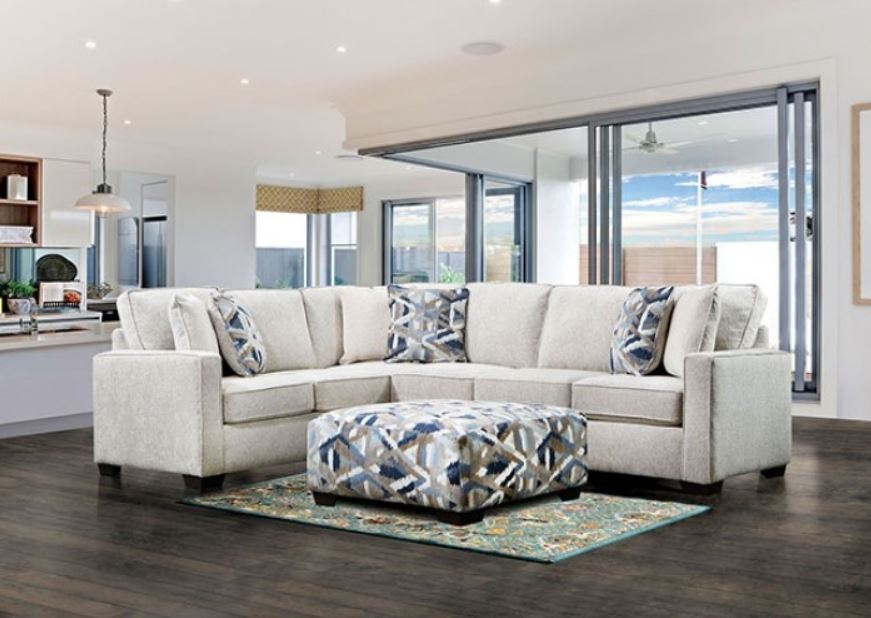 Sectional (Ottoman not Included)