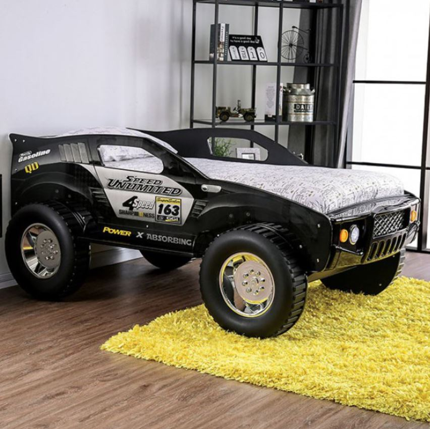 Speed Jump Bed