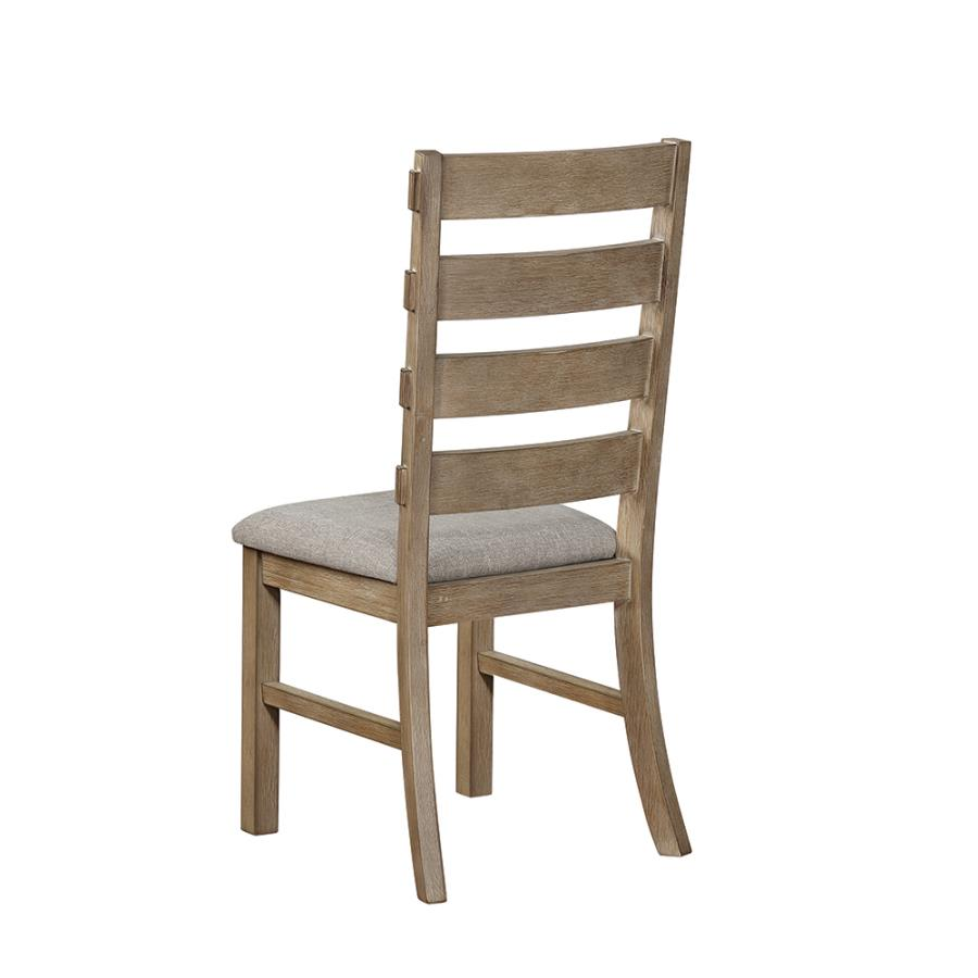Ladder Back Dining Chair Back