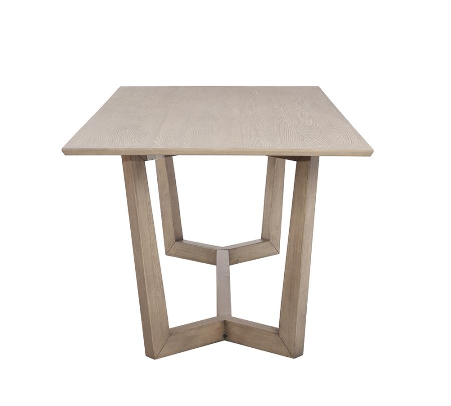 Dining Table Leg Base View