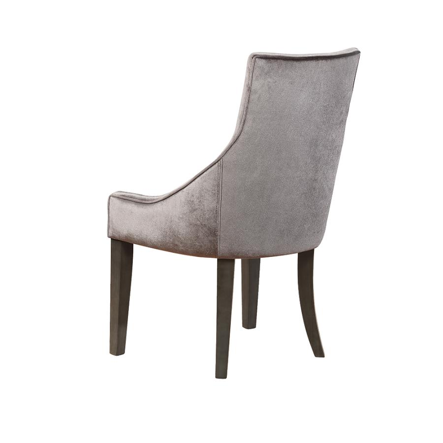 Demi Wing Chair Back