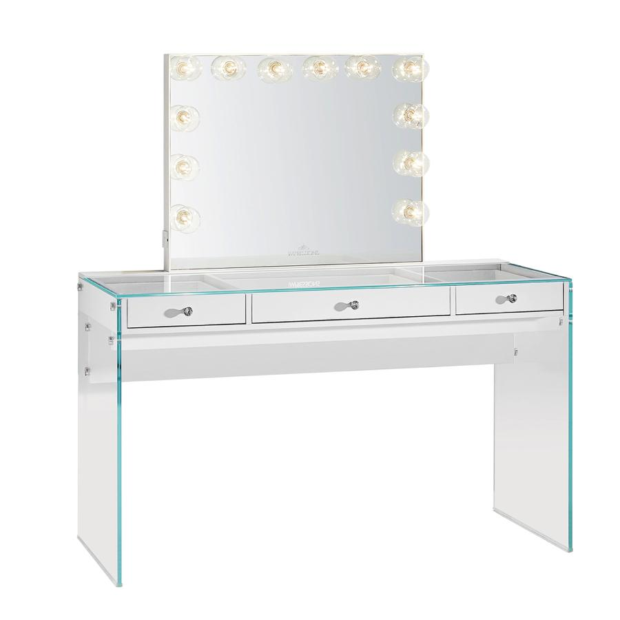 Slaystation® Vanity Table w/ Mirror