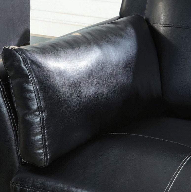 Black Arm Rest