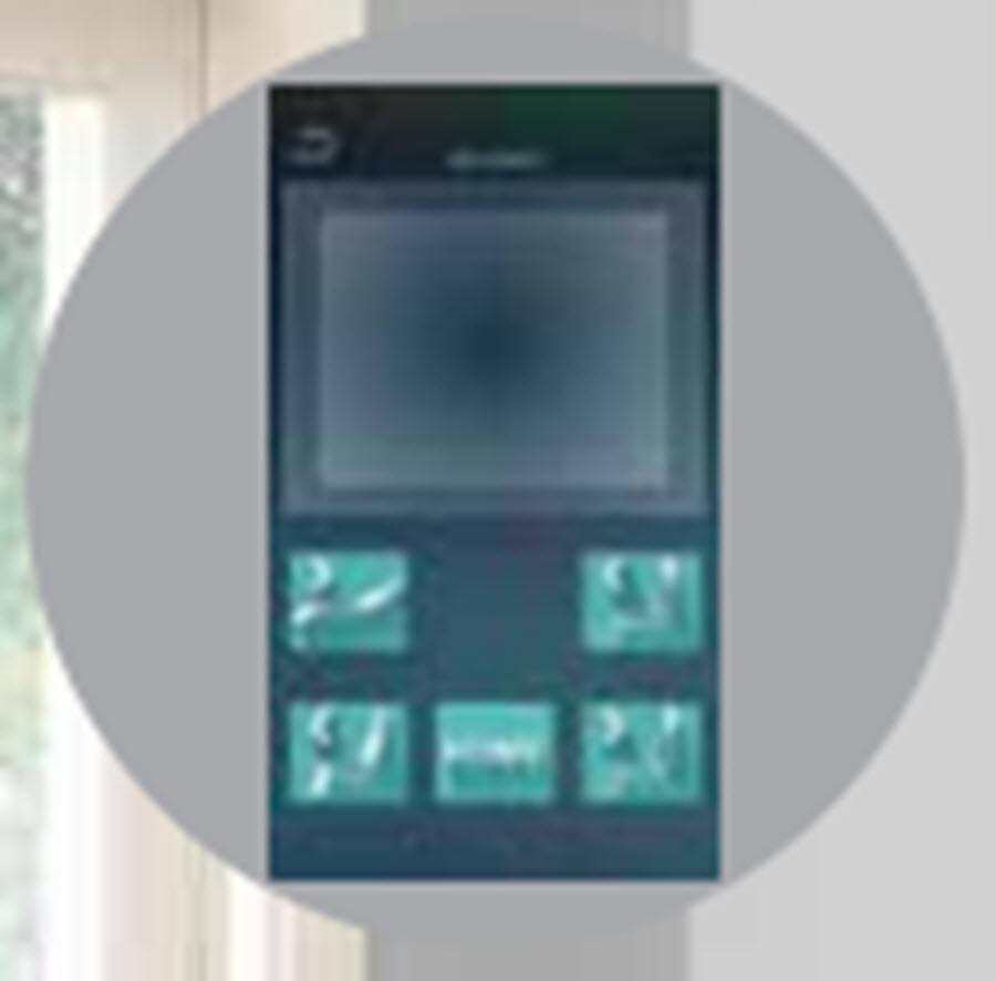 Bluetooth App Remote