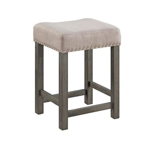 Weathered Gray Chair