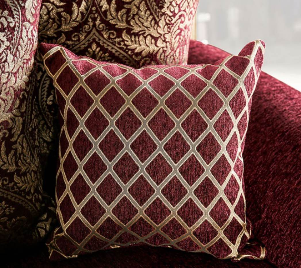Pillows (Included)