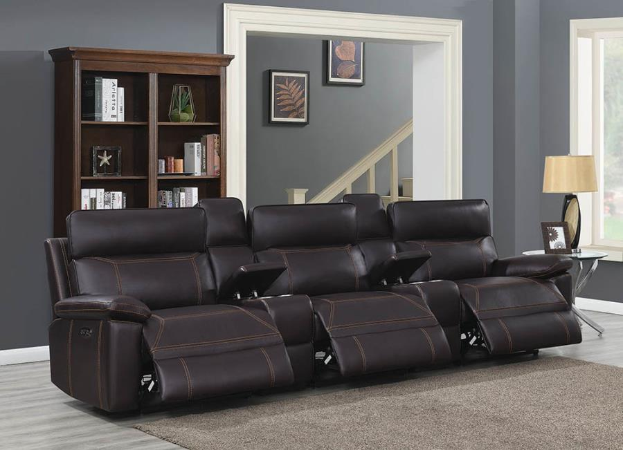 Configuration of Sofa - 3-seater Home Theater