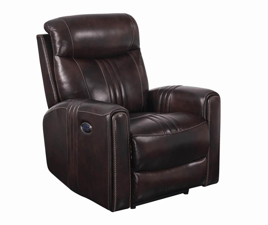Power Motion Recliner Not Reclined