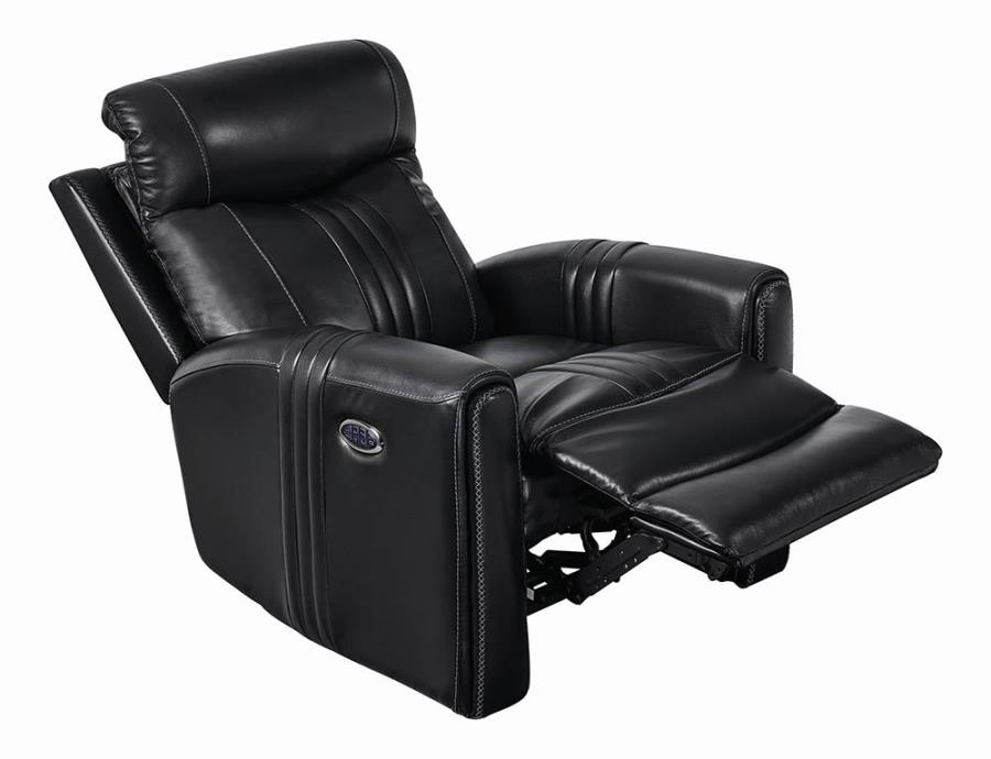 Power Motion Recliner Fully Reclined
