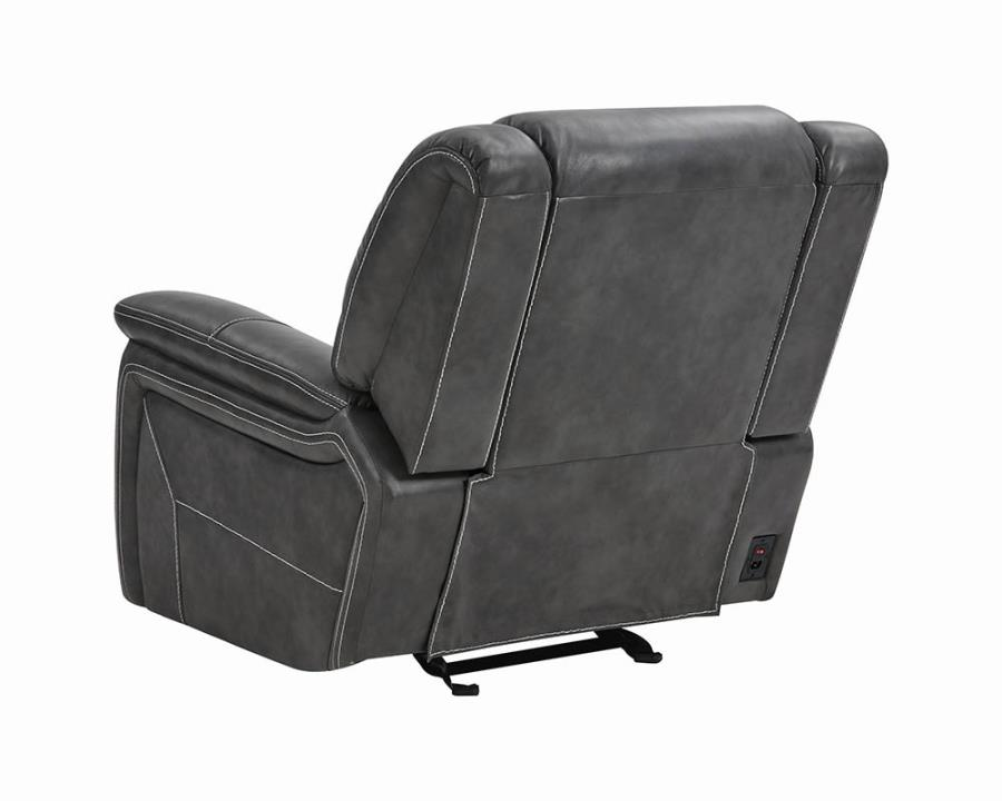 Power Motion Recliner Back