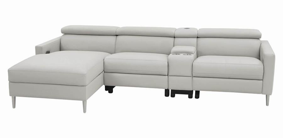 Complete 4-piece Sectional Sofa