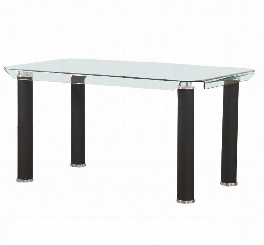 Black Leg Dining Table