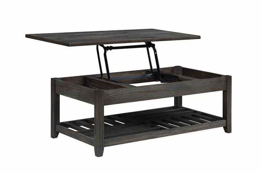 Lift Top Coffee Table  for Extra Storage Space