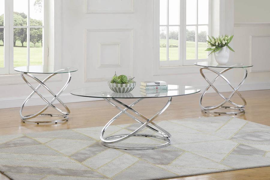 Complete 3 Piece Table Set
