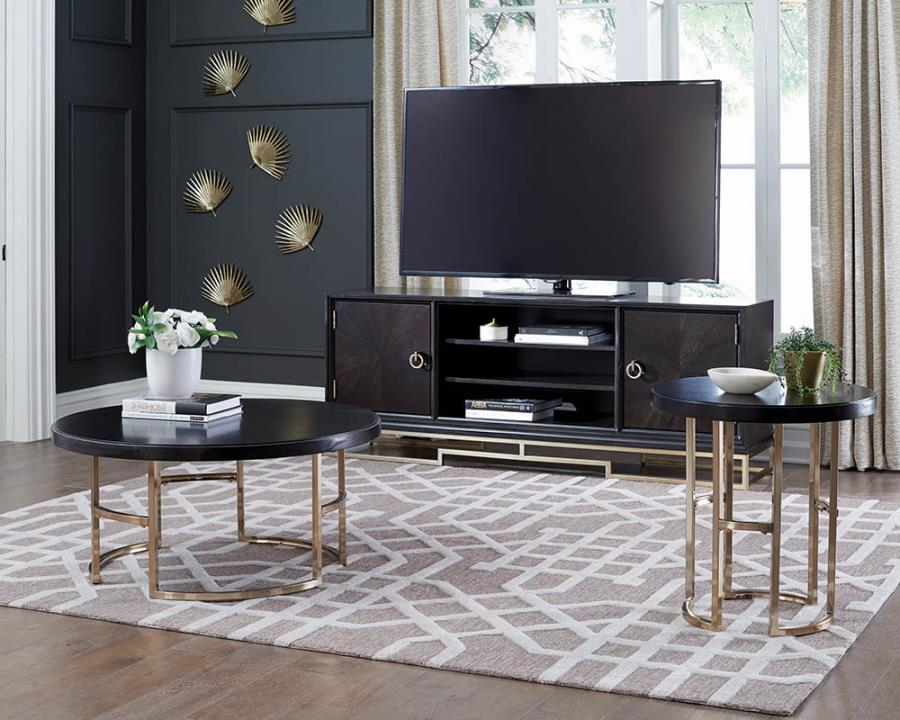 End Table, Coffee Table, and TV Console