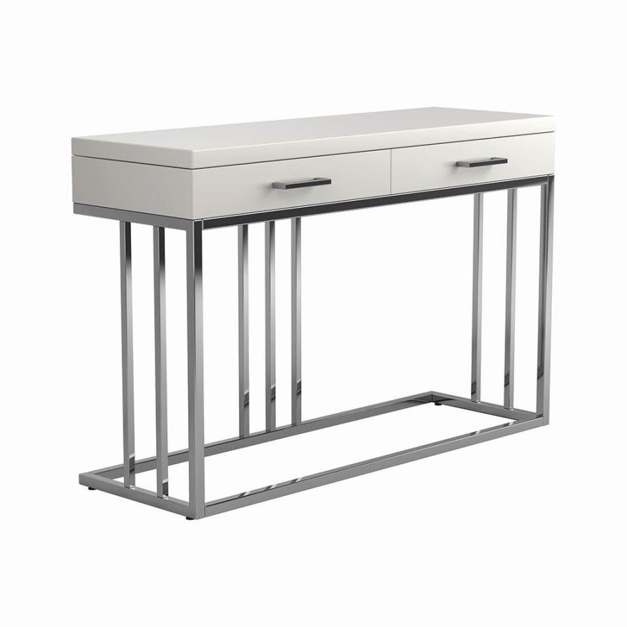 Sofa Table Angle