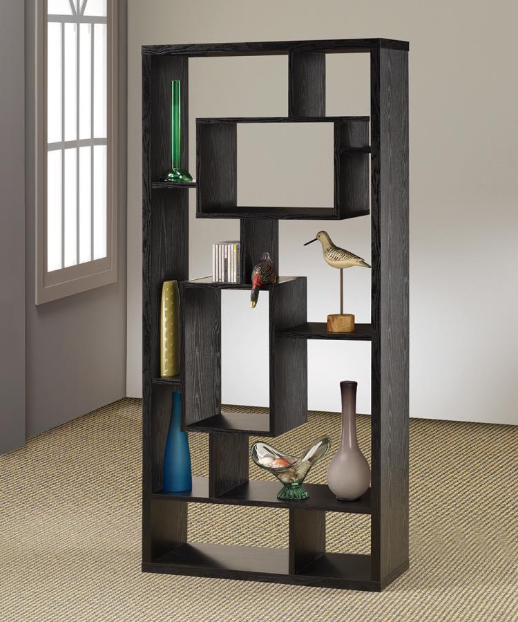Black Oak Bookcase