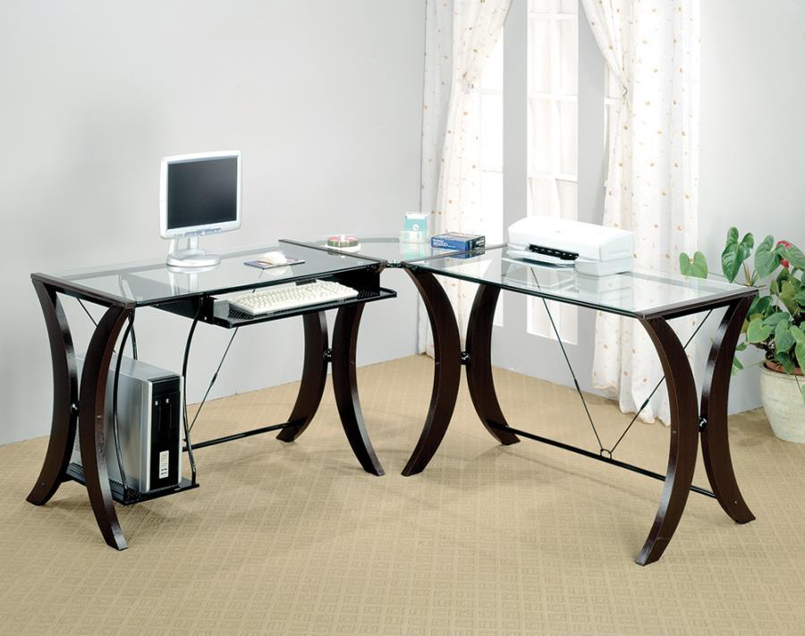 3 Piece Computer Desk