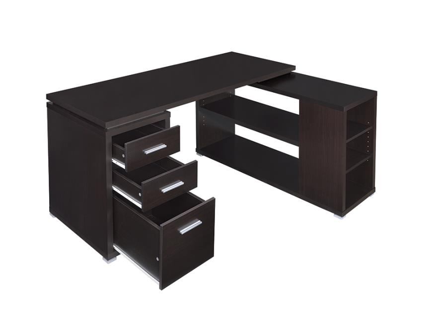 Office Desk Angle