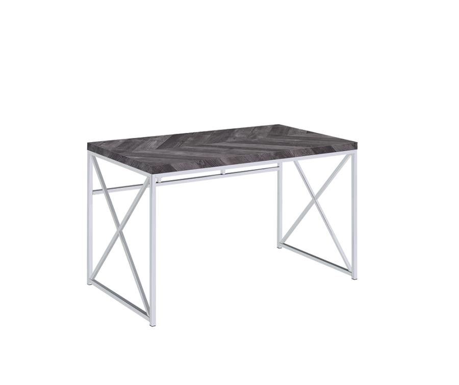 Writing Desk Front Angle