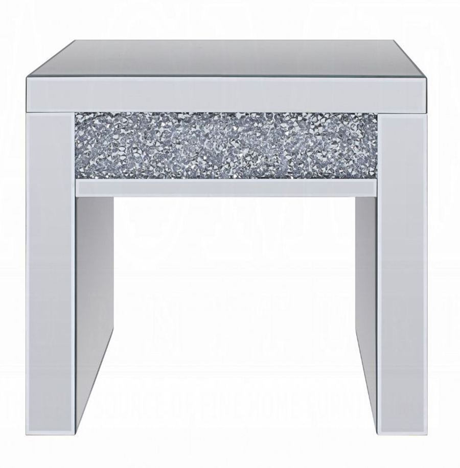 End Table Back