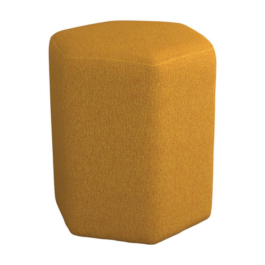 Yellow Ottoman Angle