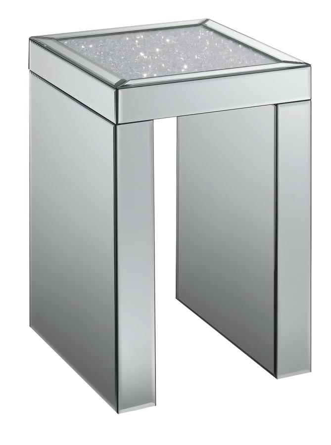Chairside Table Angle