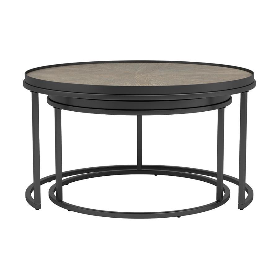 End Table Set w/ Hidden Smaller Table