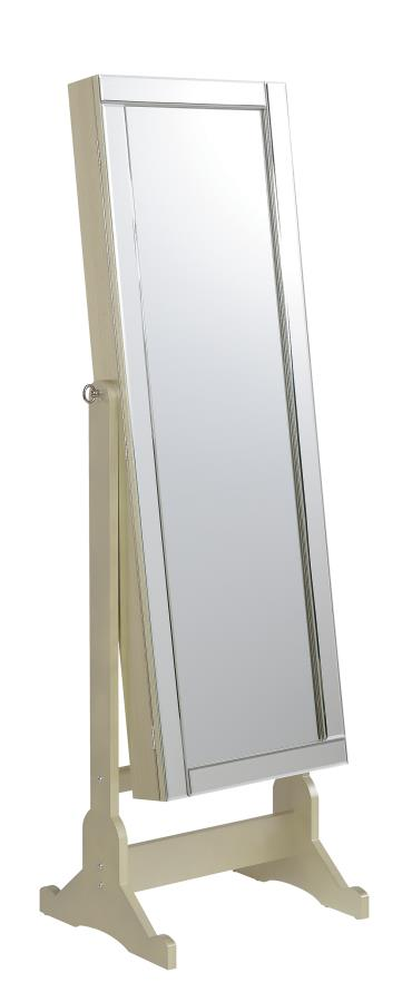 Jewelry Cheval Mirror Angle