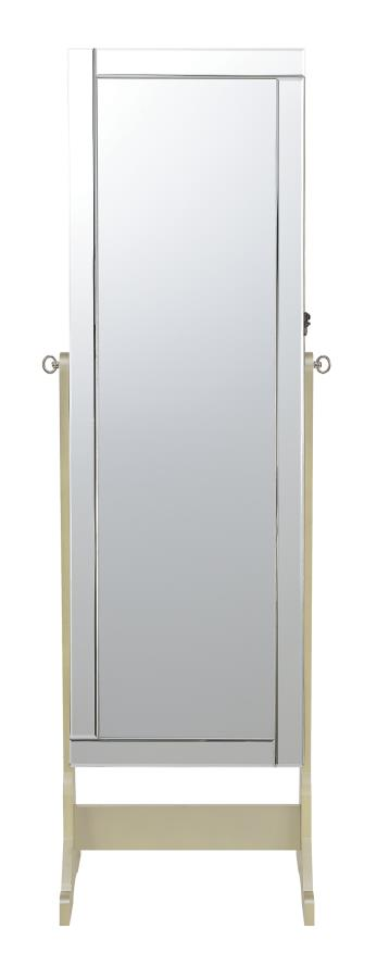 Jewelry Cheval Mirror Front