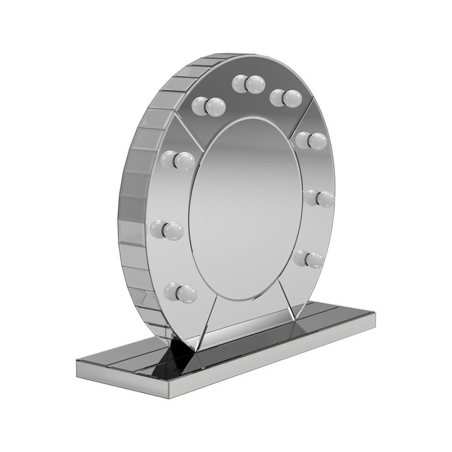 Table Mirror Angle