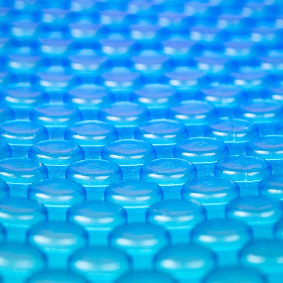 Blue 8-Mil Solar Blanket