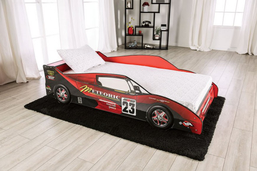 DUSTRACK Bed Red
