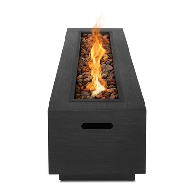 Propane Fire Table Front