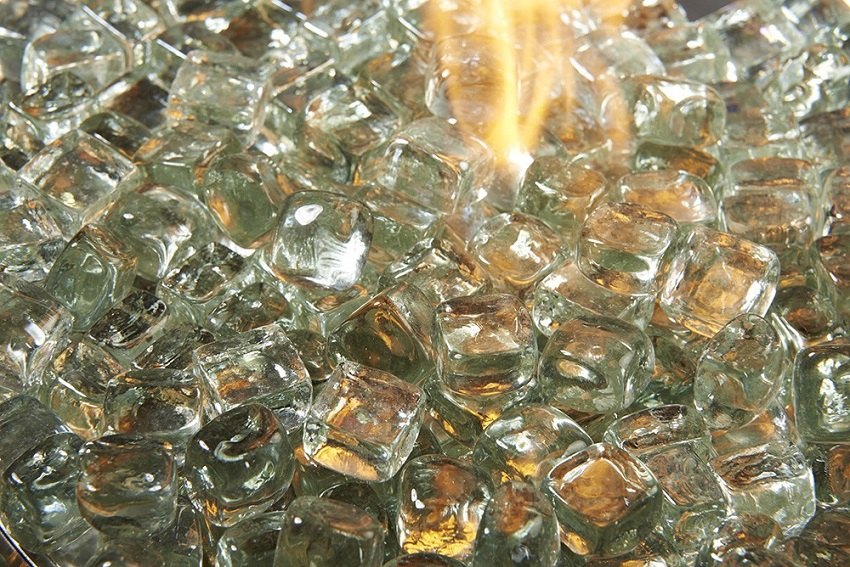 5 Lb Large Copper Crystal Fire Diamonds