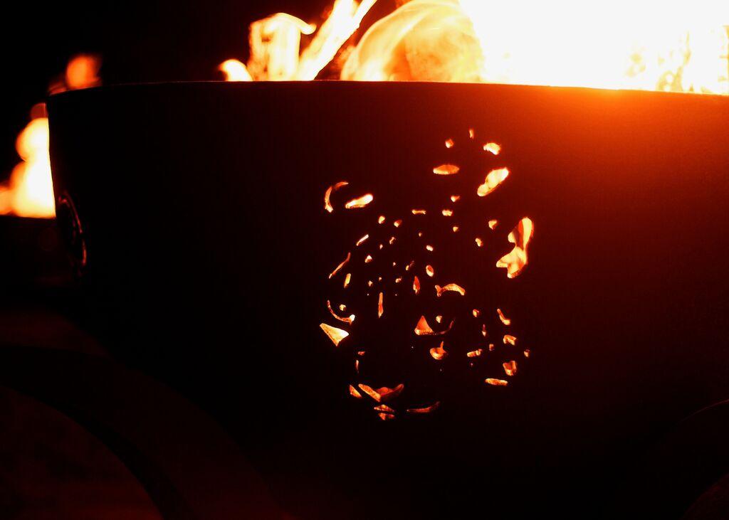 5 Lb Aqua Marine Crystal Fire Gems