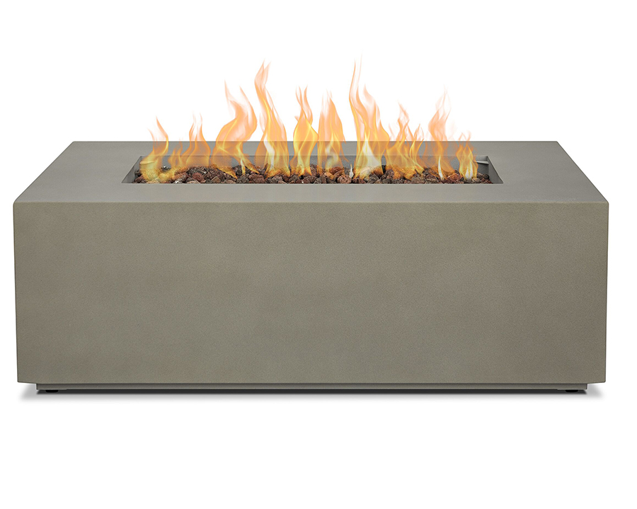 Outdoor Fire Table Front