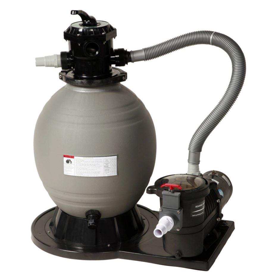Cartridge Filter System & Pump