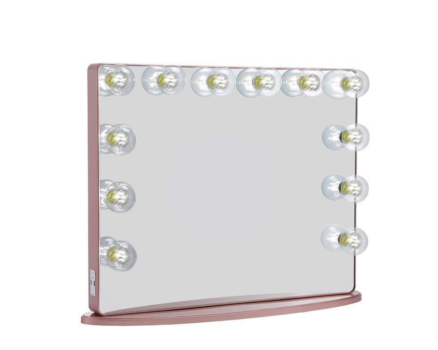 Rose Gold Hollywood Glow® Plus 2.0 Vanity Mirror