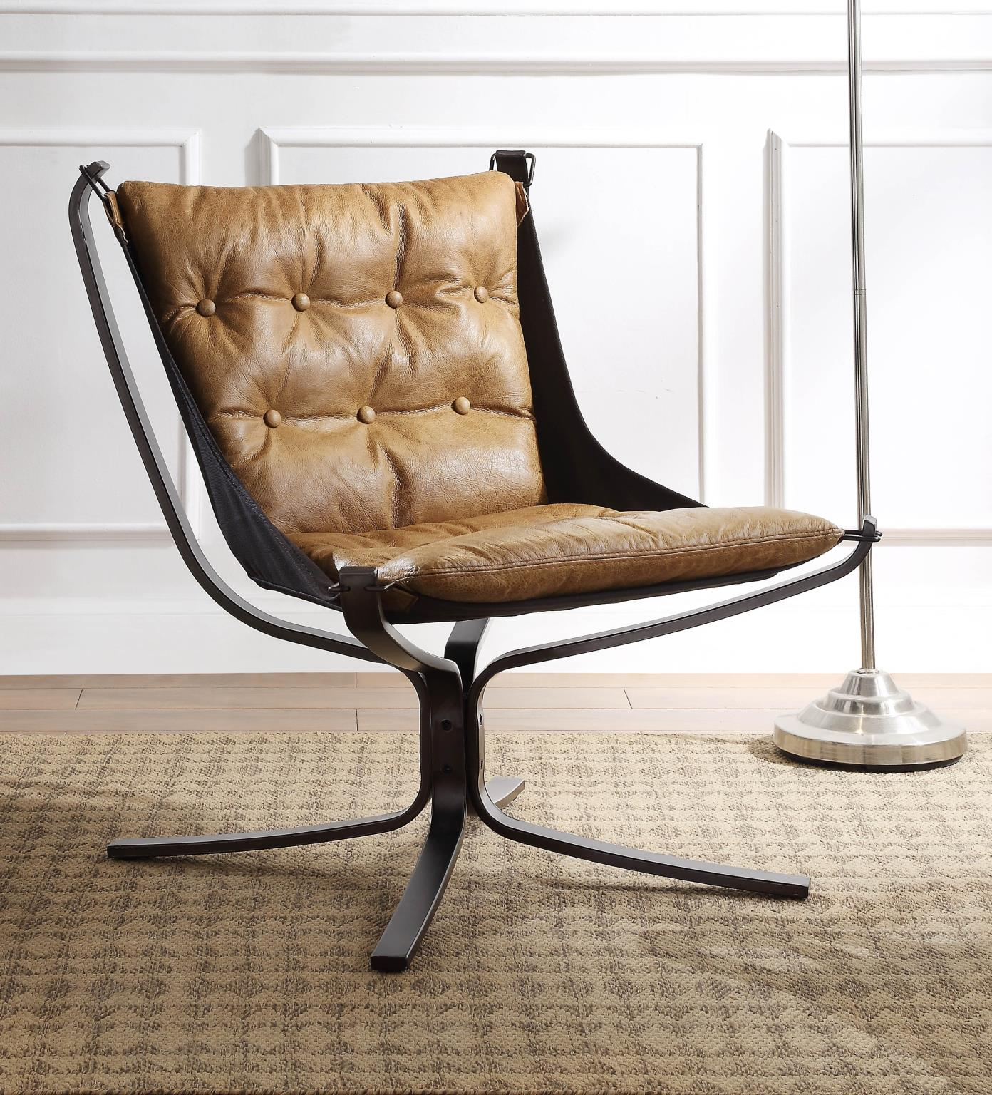 Coffee Accent Chair