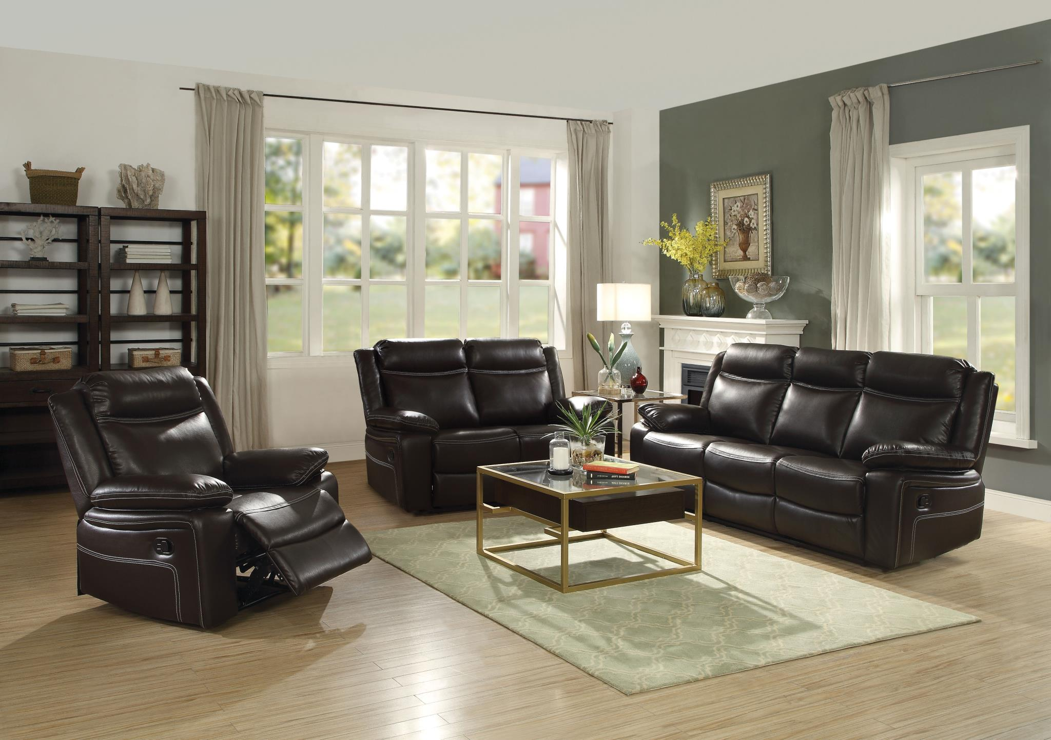 Complete Motion Reclining Set