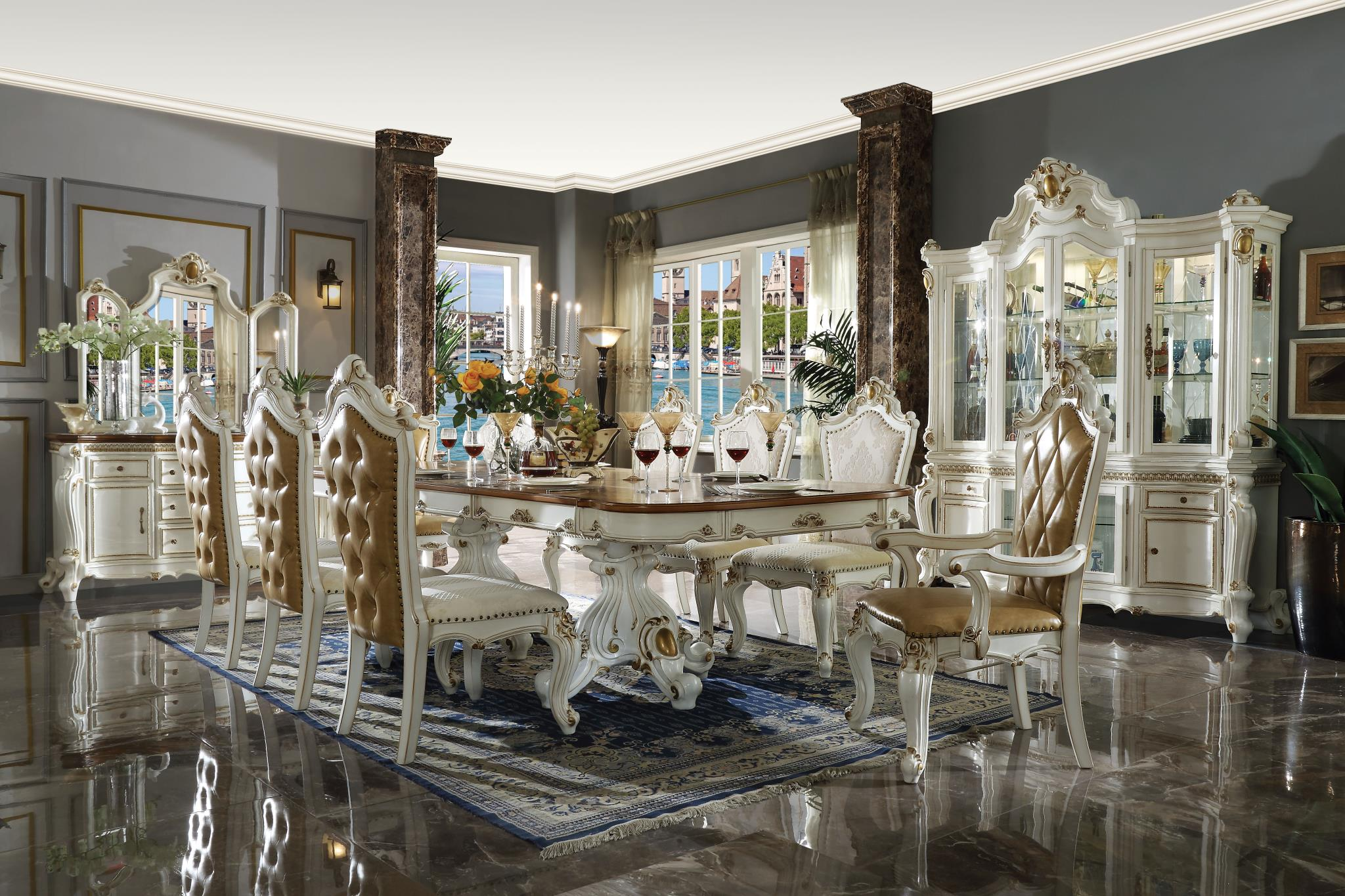 Complete Dining Table Set