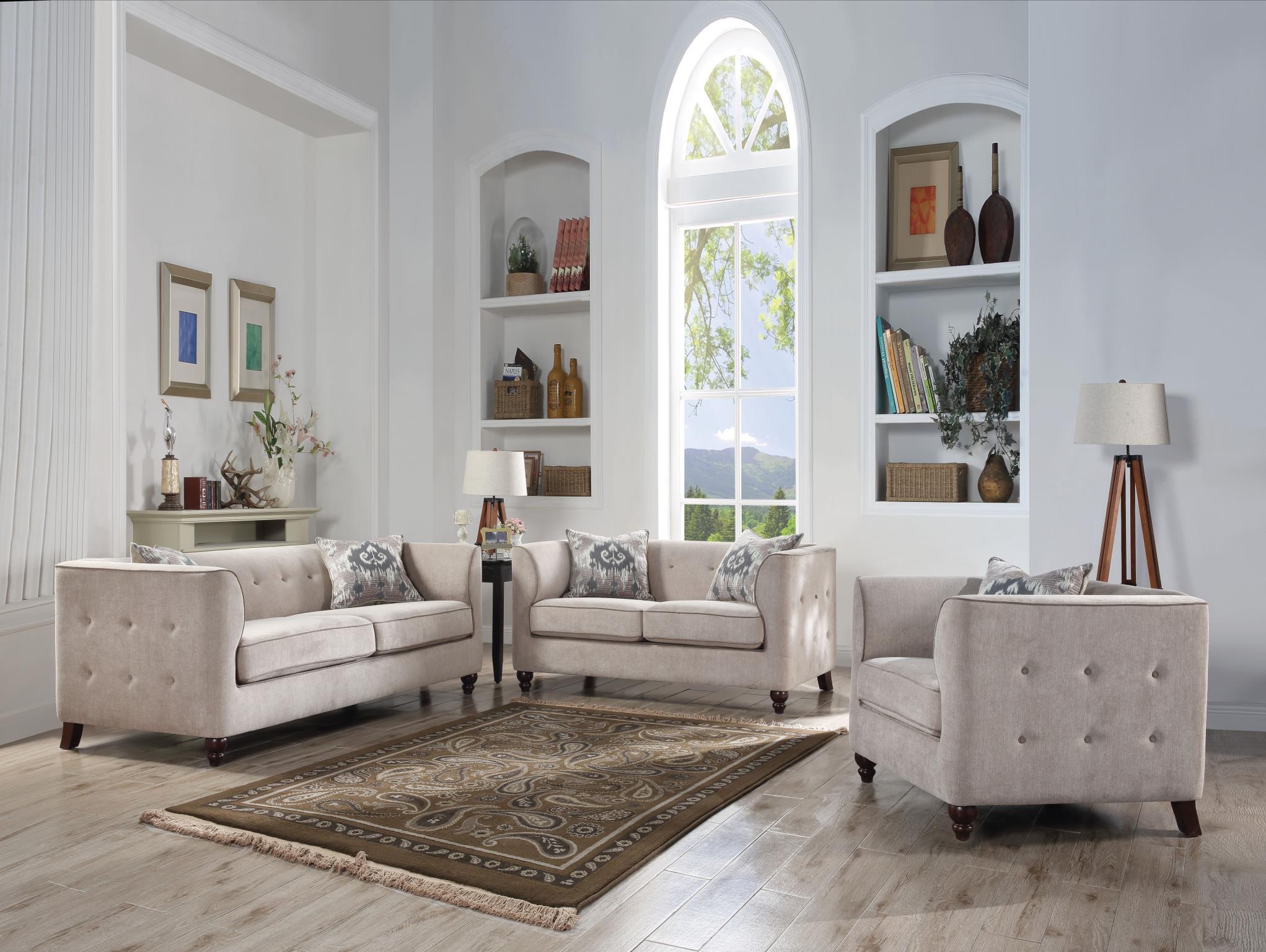 Complete Sofa Set