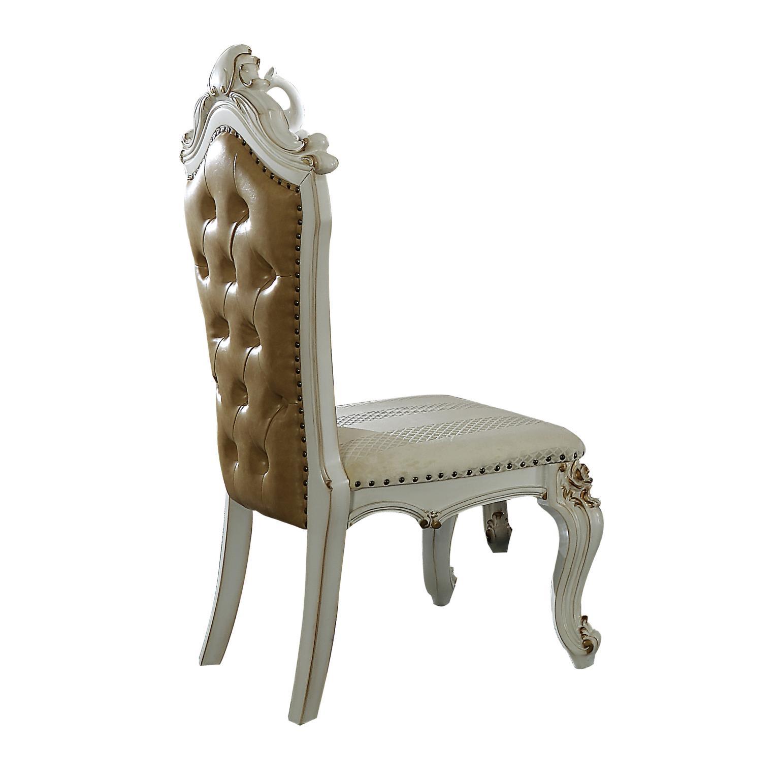 Side Chair Back Angle