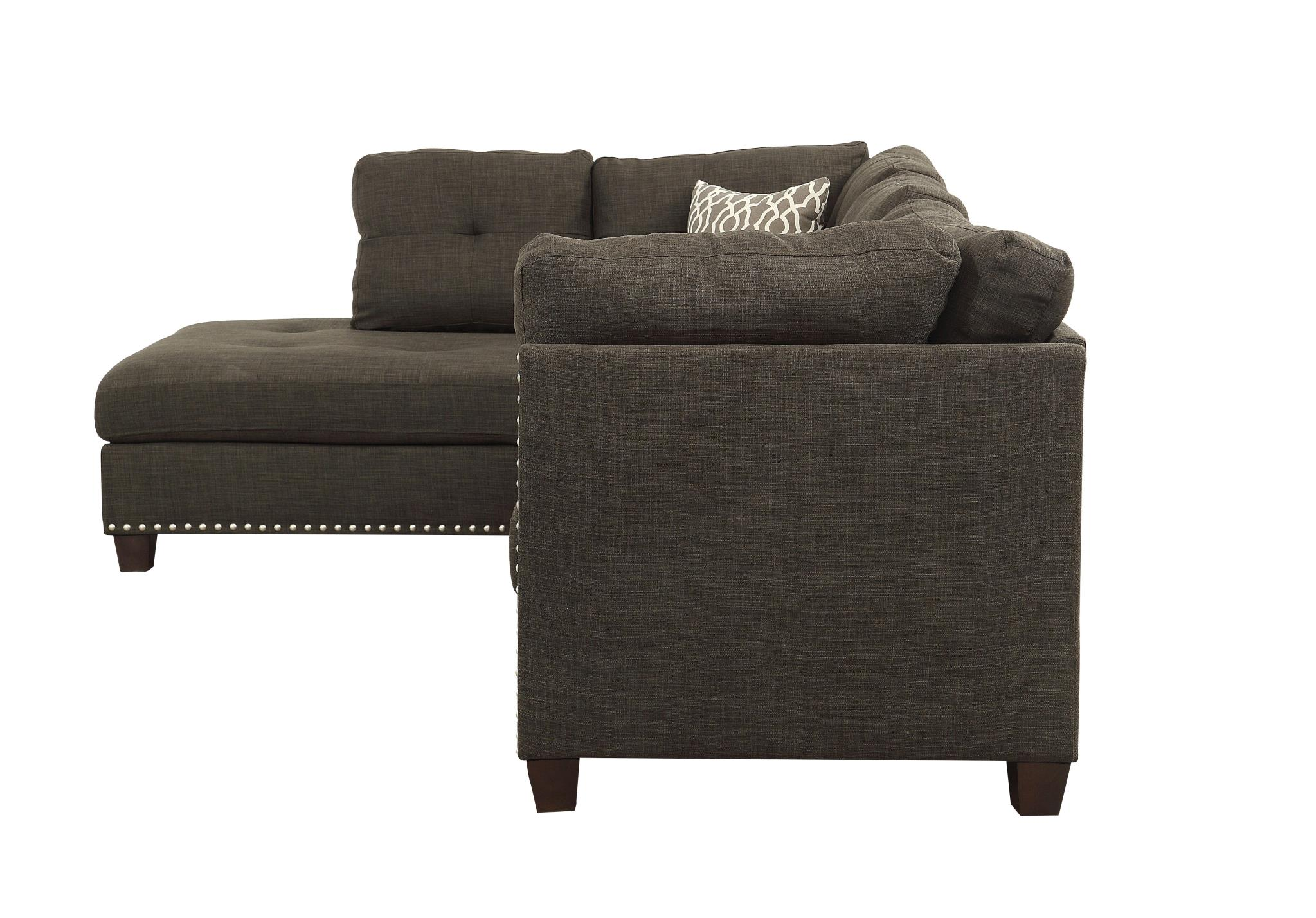 Sectional Sofa w/ Left Facing Chaise Side