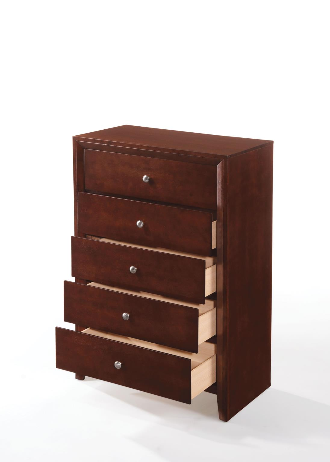 Chest w/ Drawers Opened