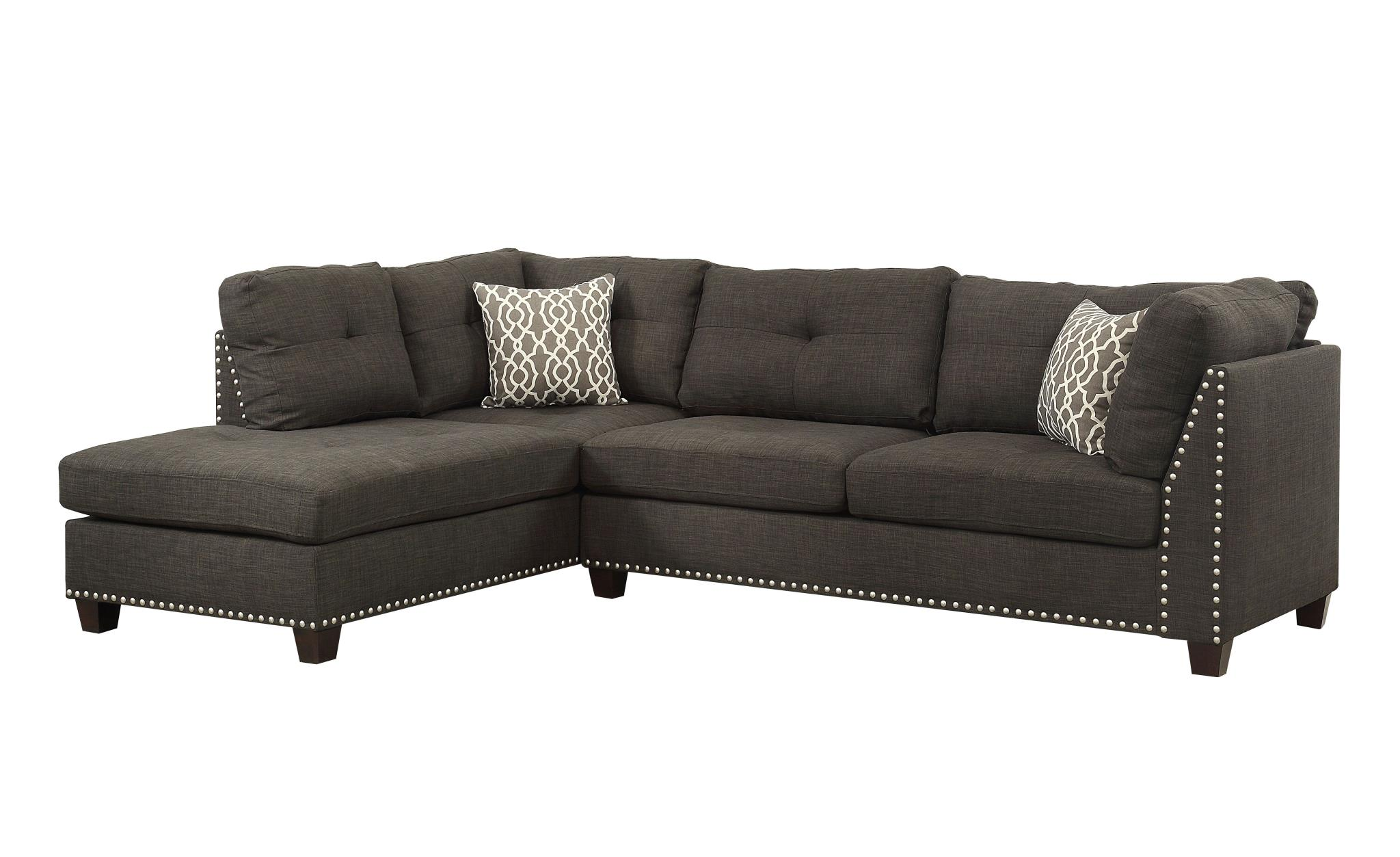 Sectional Sofa w/ Left Facing Chaise Angle