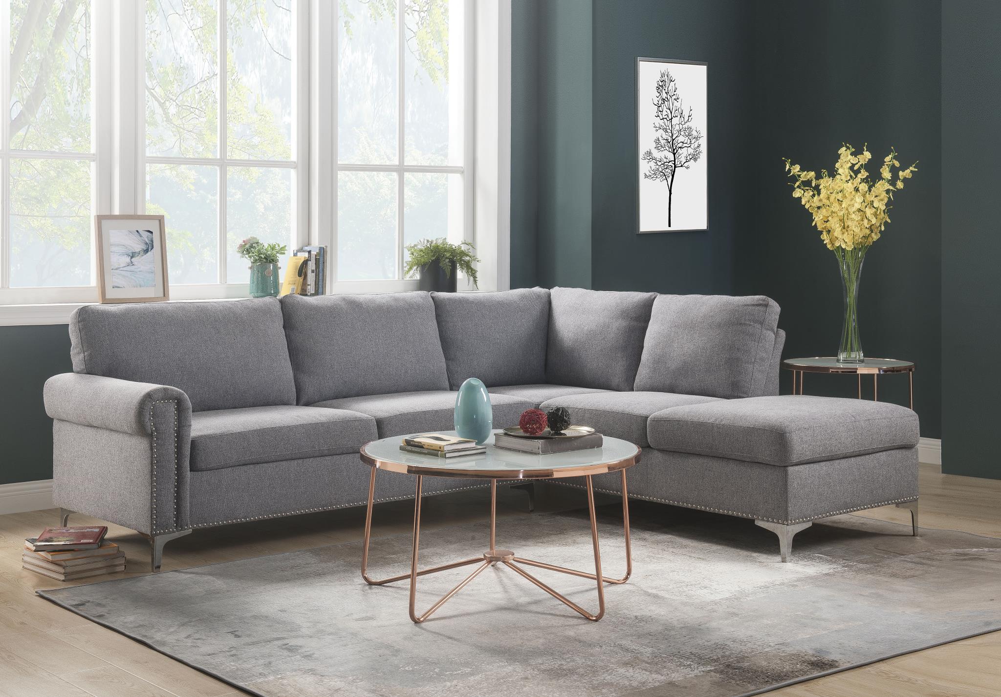 L-Shape Sectional Sofa