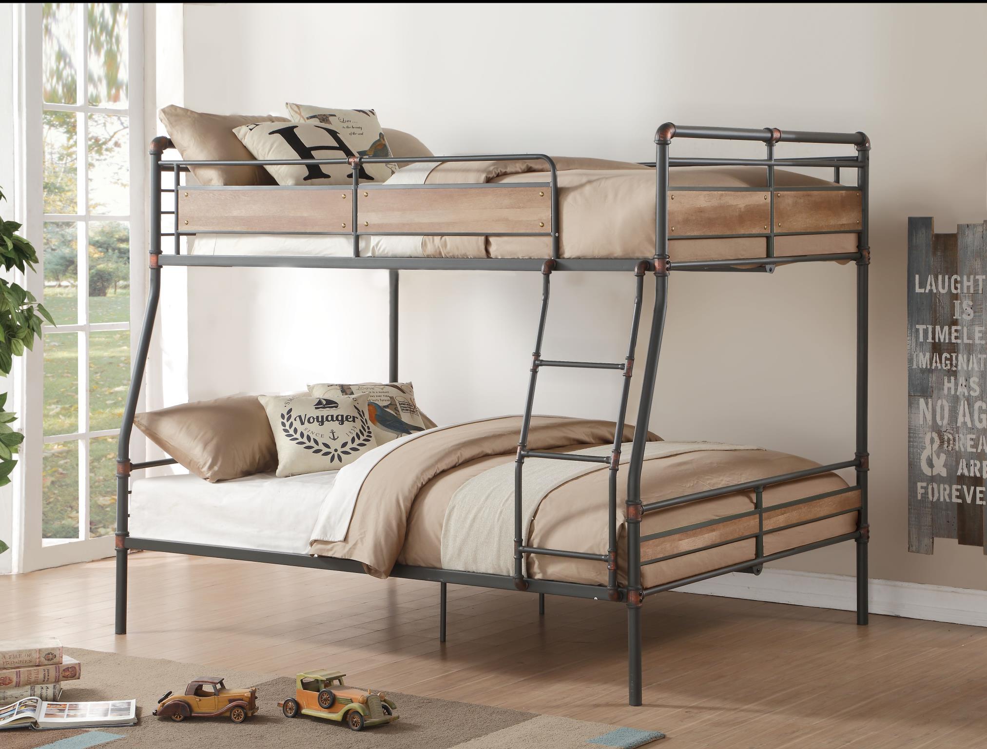 Full/Queen Bunk Bed