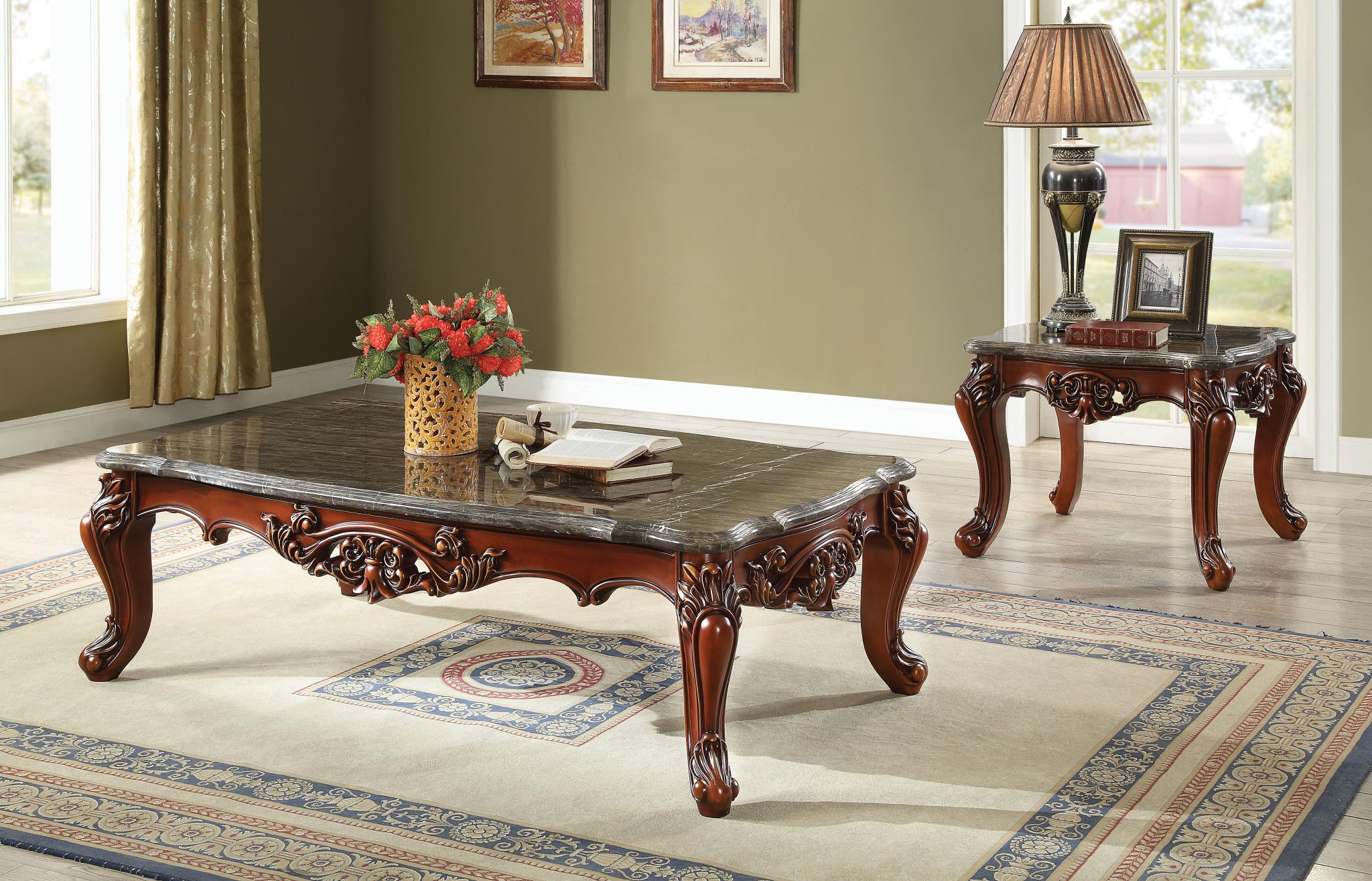 Complete Coffee Table Set